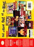 N64 - WCW Mayhem (back)