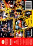 N64 - WCW/NWO Revenge (back)