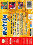 N64 - Wetrix (back)