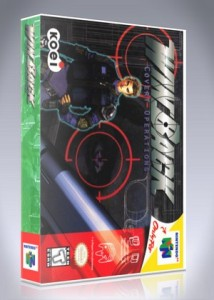 N64 - WinBack: Covert Operations