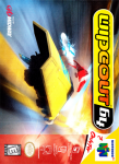 N64 - WipeOut 64 (front)
