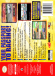 N64 - World Driver Championship (back)