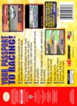 N64 - World Driver Championship (back)