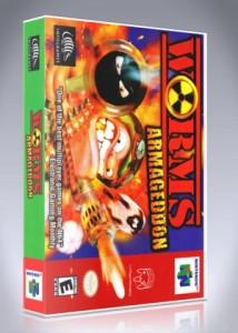 N64 - Worms: Armageddon