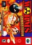 N64 - Worms: Armageddon (front)