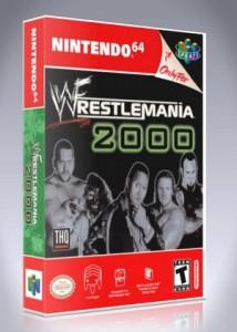 N64 - WWF Wrestlemania 2000