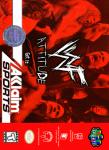 N64 - WWF Attitude (front)