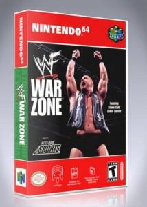 N64 - WWF War Zone
