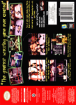 N64 - WWF Wrestlemania 2000 (back)