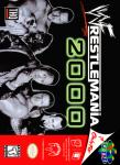 N64 - WWF Wrestlemania 2000 (front)