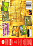 N64 - Xena: Warrior Princess - The Talisman of Fate (back)
