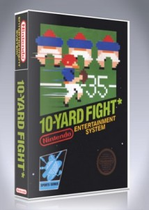 NES - 10-Yard Fight