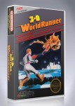 NES - 3-D World Runner