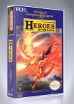 NES - Advanced Dungeons & Dragons: Heroes of the Lance