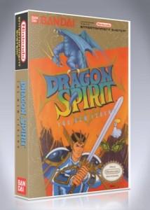 NES - Dragon Spirit