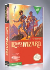 NES - Legacy of the Wizard