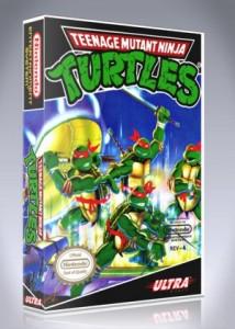 NES - Teenage Mutant Ninja Turtles