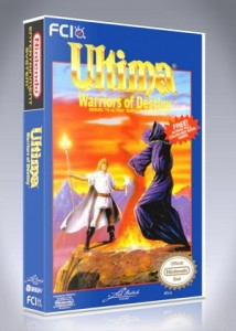 NES - Ultima: Warriors of Destiny