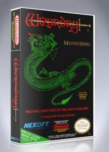 NES - Wizardry