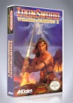 NES - Wizards & Warriors II: Iron Sword