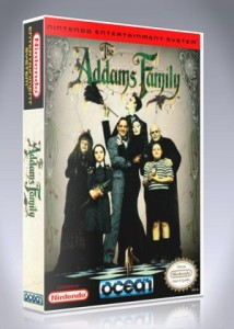 NES - The Addams Family