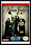 NES - Addams Family Poster