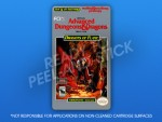 NES - Advanced Dungeons & Dragons: Dragons of Flame Label