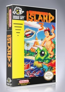 NES - Adventure Island 3
