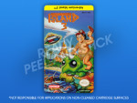 NES - Adventure Island 3 Label