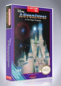 NES - Adventures In The Magic Kingdom