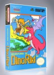 NES - Adventures of Dino Riki