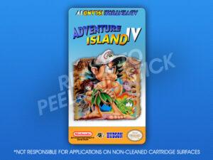 NES - Adventure Island IV