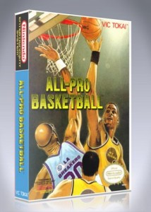 NES - All-Pro Basketball