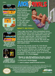NES - Arch Rivals (back)