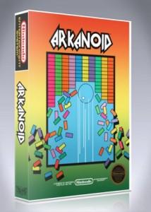 NES - Arkanoid