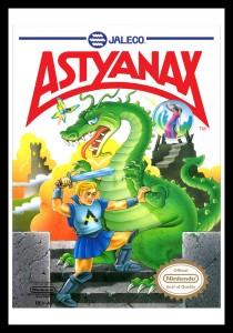 NES - Astyanax