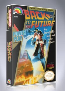 NES - Back to the Future