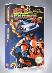 NES - Back to the Future Part 2 & 3