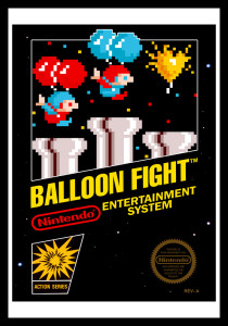 NES - Balloon Fight