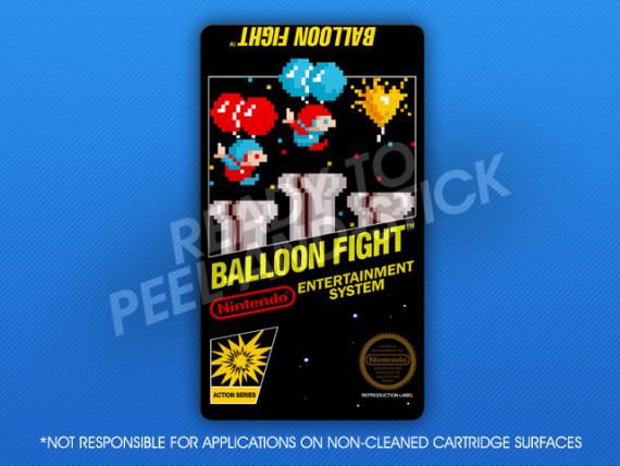 NES - Balloon Fight