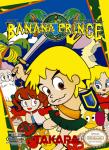 NES - Banana Prince (front)