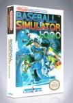 NES - Baseball Simulator 1.000