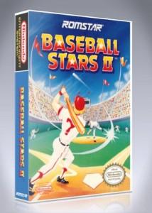NES - Baseball Stars II