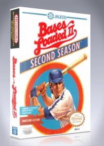 NES - Bases Loaded 2: Second Season