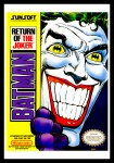 NES - Batman: Return of the Joker Poster