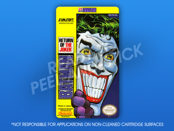NES - Batman Return of the Joker