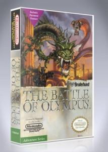NES - Battle of Olympus
