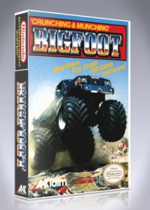 NES - Bigfoot