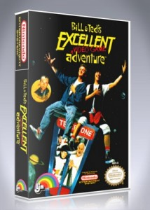 NES - Bill and Ted's Excellent Video Game Adventure