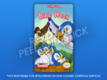 NES - Bird Week Label